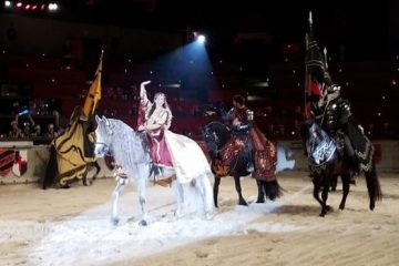 medieval times new show