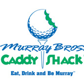 Murray Bros Caddy Shack logo.png